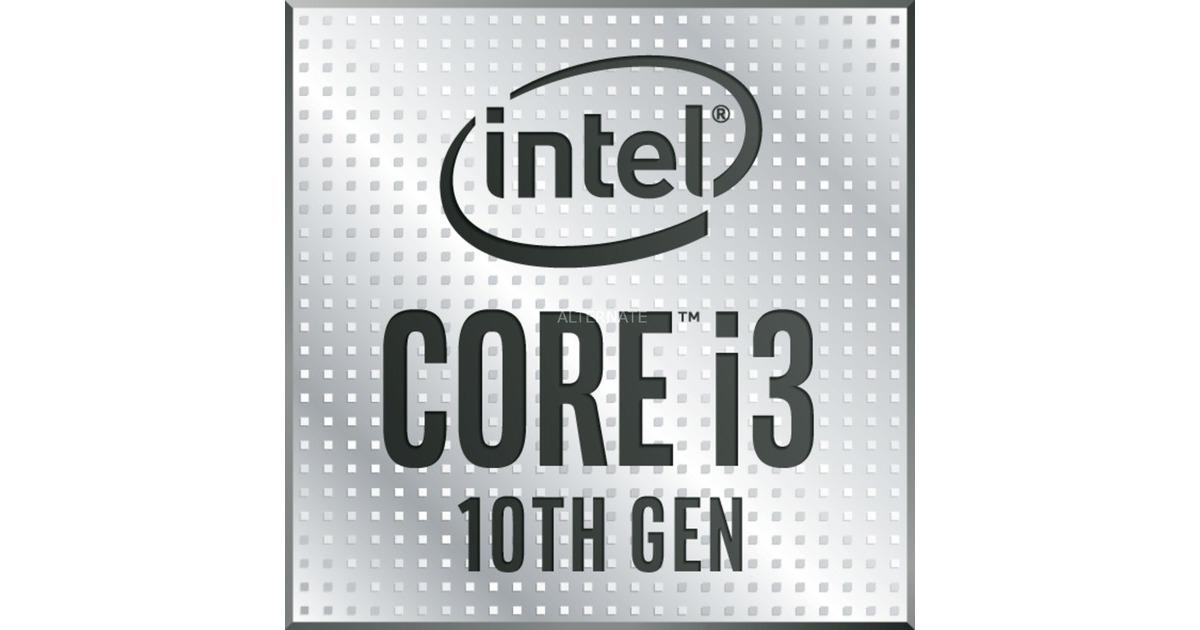 Intel Core i3-10300, 4C/8T, 3.70-4.40GHz, tray für 99€ zzgl. Versand