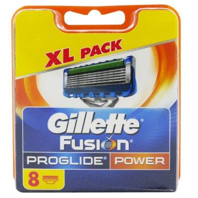 Gillette Fusion ProGlide Power Ersatzklingen 8 Stk.