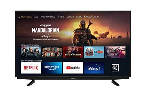 [Amazon] Grundig Vision 7 - Fire TV Edition (50 VAE 70) 127 cm (50 Zoll) Fernseher (Ultra HD, Alexa-Sprachsteuerung, HDR) [Modelljahr 2020]