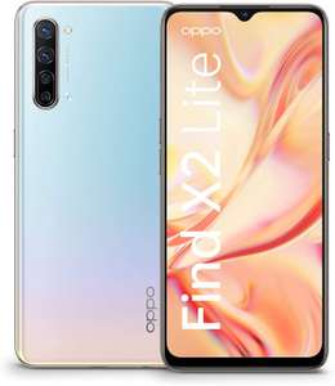 OPPO Find X2 Lite Smartphone (16,3 cm (6,4 Zoll)) 128 GB interner Speicher, 8 GB RAM, 4260mAh [Amazon Prime]