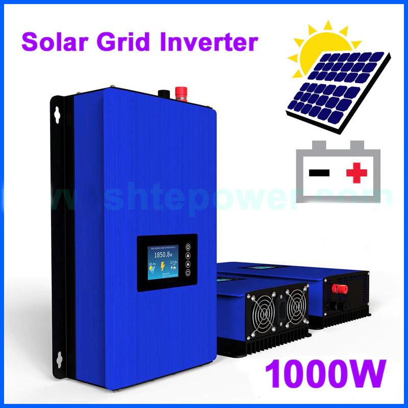 1 kW Wechselrichter Sun-1000G2 für Nulleinspeisung mit VDE 4105 mit Schaltplan von Dimitri