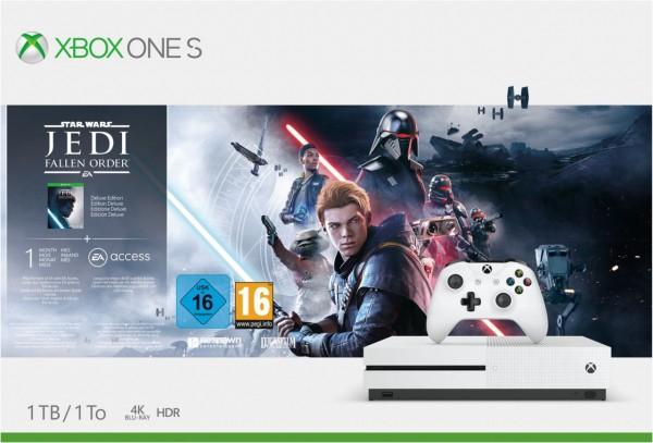 Xbox One S Star Wars inkl. FIFA21