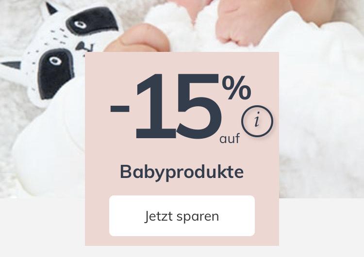 Vertbaudet 15% auf Babyprodukte kombinierbar mit 10€ Gutscheincode