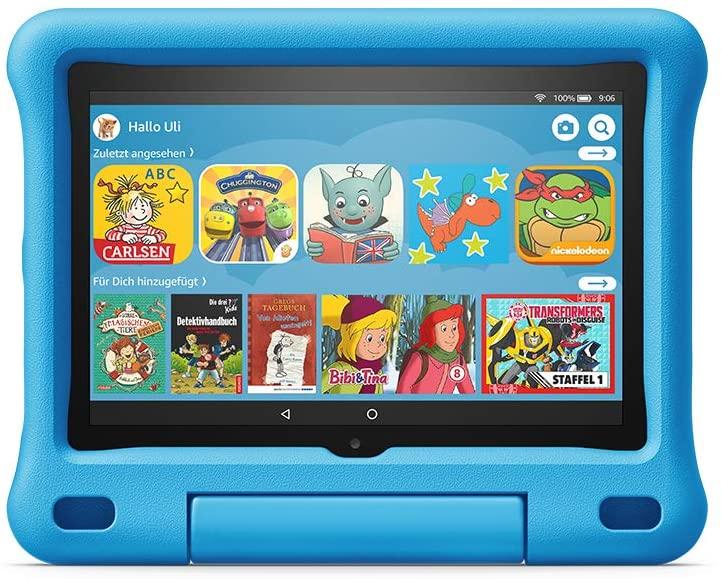 QVC Amazon Artikel u.a. Fire HD Kids 8 für 74,99€ / Blink / Echo / TV Stick 4K Sammeldeal 18.10. keine Versandkosten