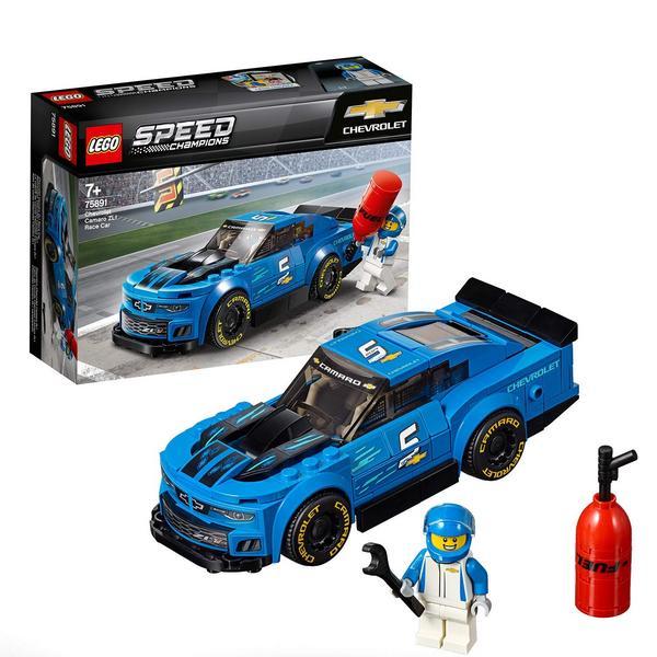 LEGO Speed Champions, z.B. Rennwagen Chevrolet Camaro ZL1 (75891) für 10,19€ +++ McLaren Senna (75892) für 10,36€ [Thalia KultClub]