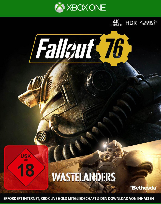 Fallout 76 kostenlos vom 20 - 26 Oktober zocken [Xbox Store]