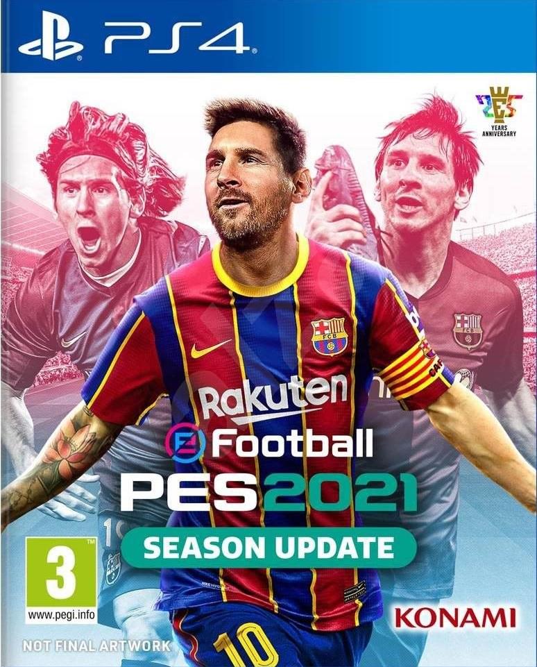 Pro Evolution Soccer 2021 (PES 2021) für PS4