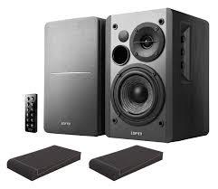 Edifier Studio R1280DB Aktiv Lautsprecher mit Bluetooth [Mediamarkt]