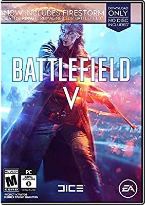 Amazon.com: Battlefield V [Online Game Code]