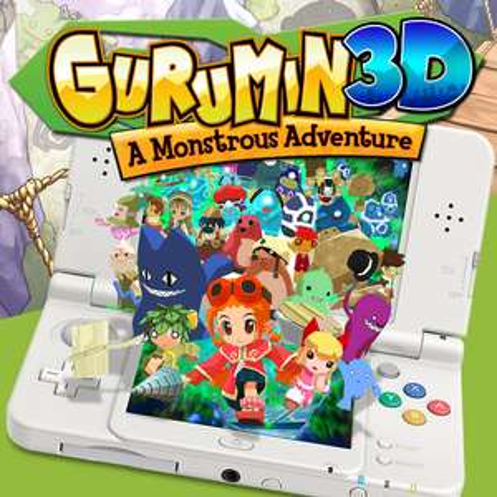 [Nintendo eShop] Gurumin 3D: A Monstrous Adventure (3DS) für 1,49€