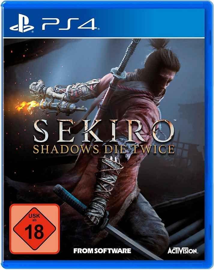 Sekiro: Shadows Die Twice(PS4) [Otto]
