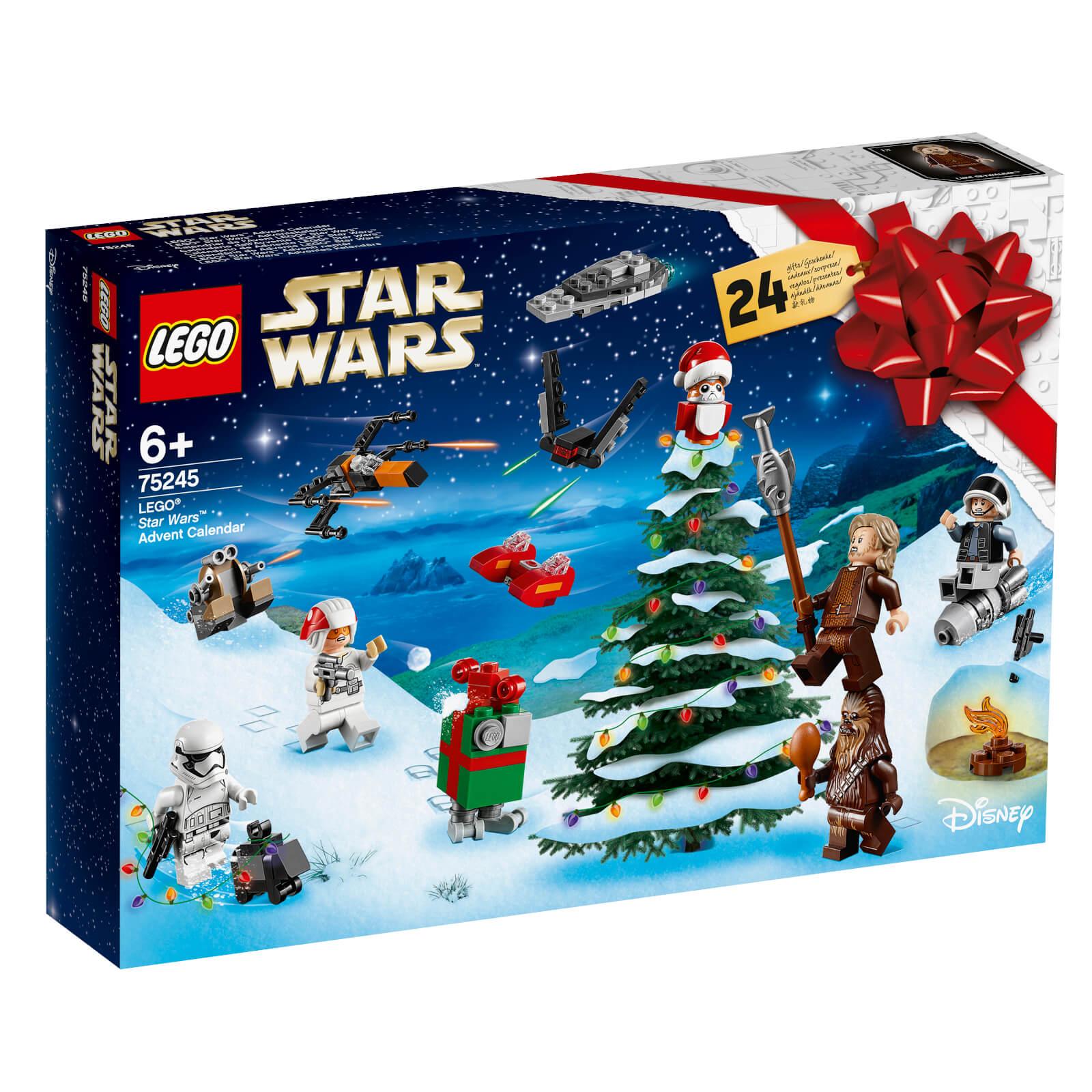 LEGO Star Wars Adventskalender 2019 | & LEGO City Adventskalender für 15,99€