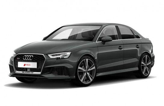 [Gewerbeleasing] Audi RS3 Limo (400PS), 36 Monate, 369€ Netto/Monat, LF 0,53, GLF 0,56, Eroberung