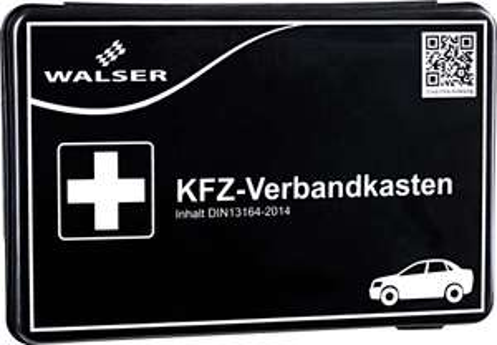 Walser KFZ-Verbandkasten (nach DIN 13164-2014) für 3,49€ [Kaufland]