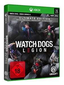 Watchdogs Legion Ultimate Xbox Serie X/S One