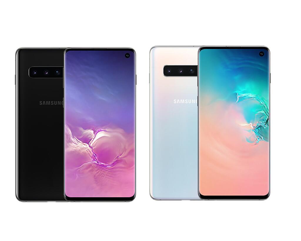 """[Saturn-eBay] Samsung Galaxy S10 - 6.1"""" Dual-SIM WQHD+ Smartphone (8GB/128GB, NFC, USB-C 3.1, 3.400mAh, Android 10) in schwarz oder weiß"""