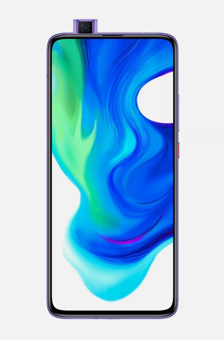 Xiaomi Poco F2 Pro 128GB, Farbe: Electric Purple