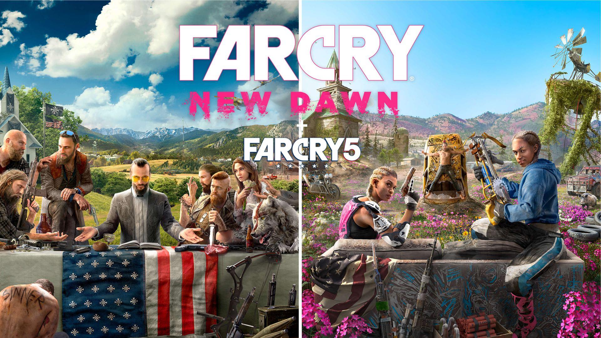 Far Cry® New Dawn & Far Cry® 5 Sammeldeal [Stadia]