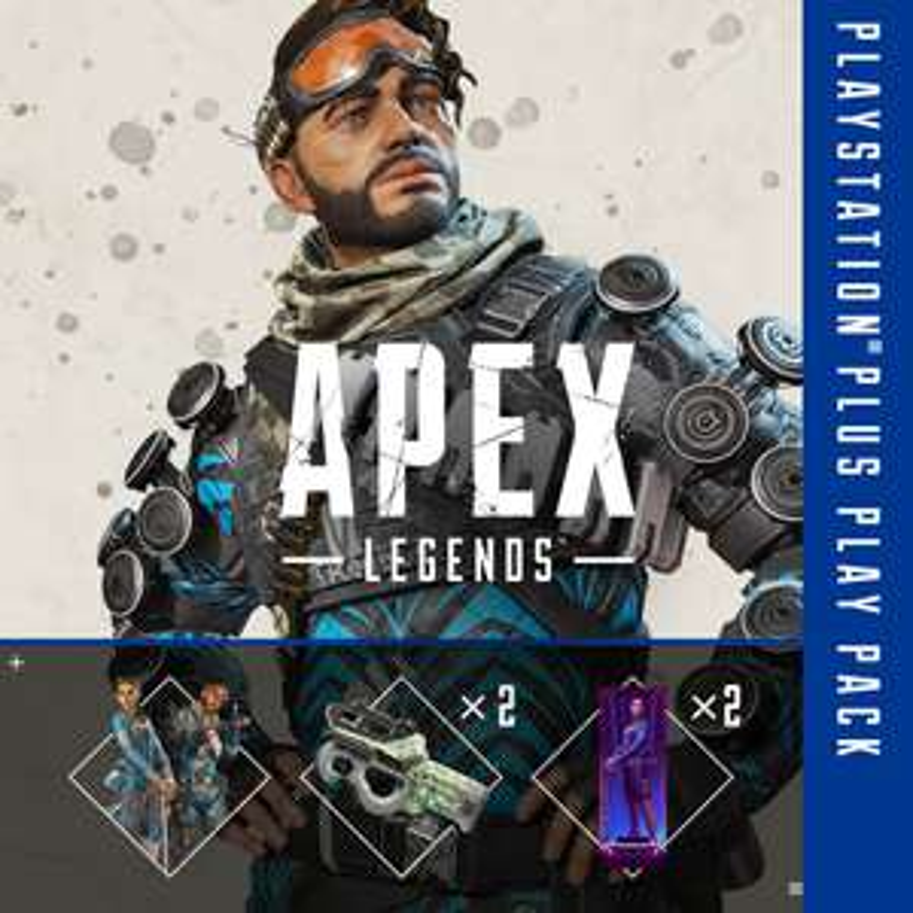 (PS4) Apex Legends™: PS+ Pack November (Playstation Plus)