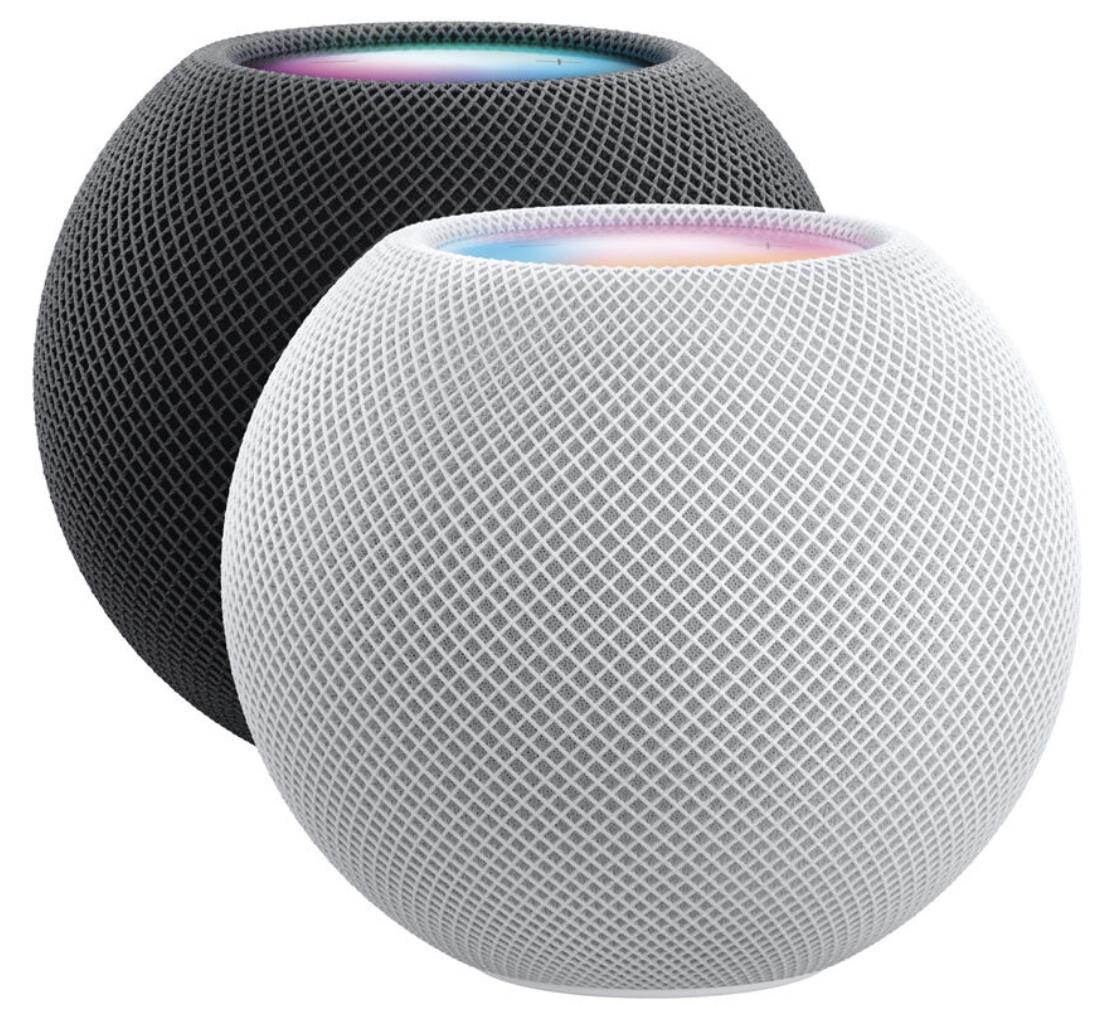 Apple HomePod Mini spacegrau o. weiß für 90€ inkl. Versandkosten