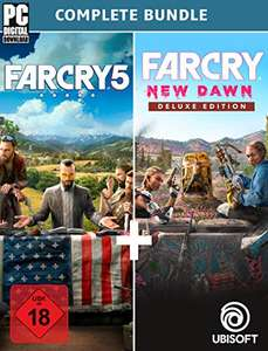 Far Cry New Dawn + Far Cry 5 (Complete Edition) [Uplay]