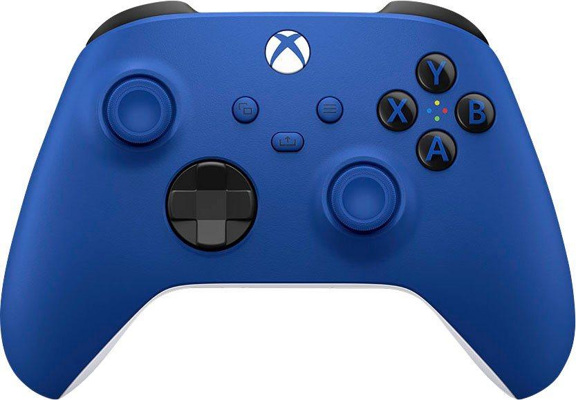 [Otto / Neukunde] Xbox Series X Controller Weiß/Schwarz/Blau