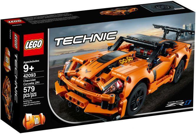 LEGO Technic 42093 - Chevrolet Corvette ZR1, Mifus kostenlose Filiallieferung zu Rofu