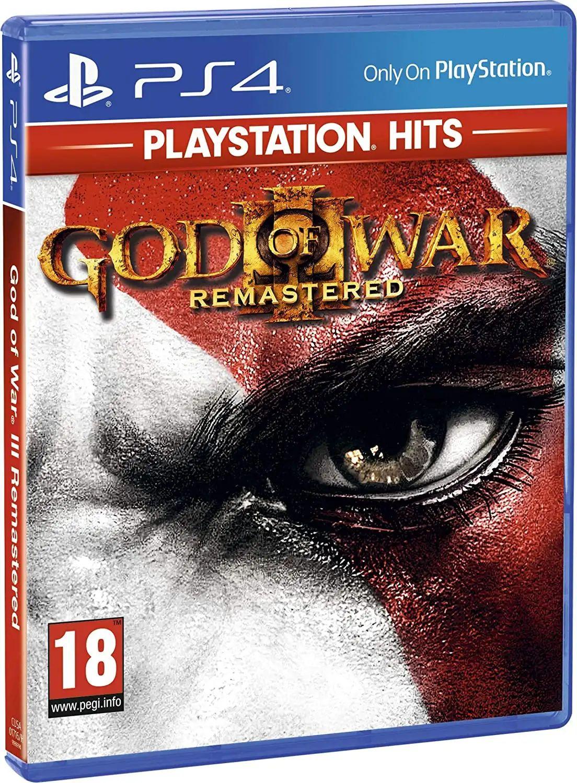 [PSN] God Of War III Remastered