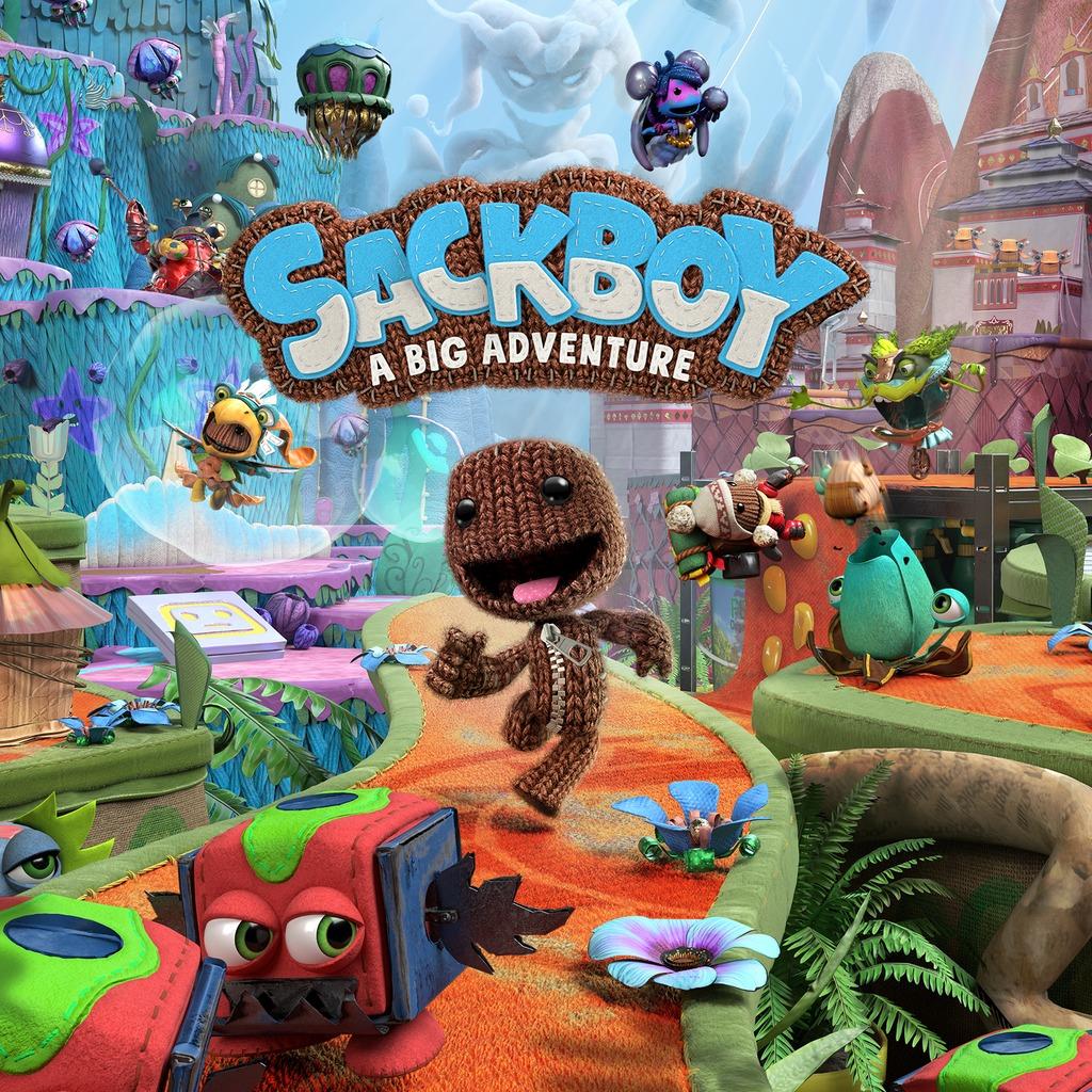 (PS4/PS5) Sackboy - A Big Adventure DLC (3 Kostenlose Kostüme)