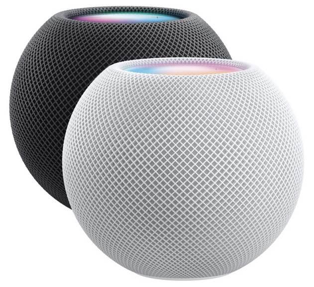Apple HomePod Mini spacegrau o. weiß für 86,50€ inkl. Versandkosten (Vorbestellung)