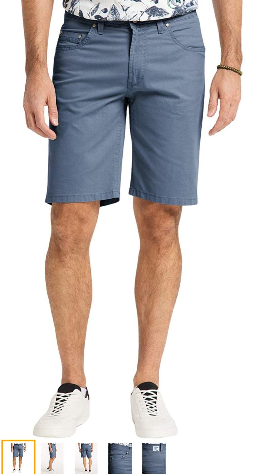 [Amazon Prime] Herren Pioneer Bermuda Shorts 33W / 30L Blau