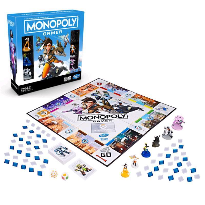 Monopoly - Overwatch Collectiors Edition (BESTPREIS)