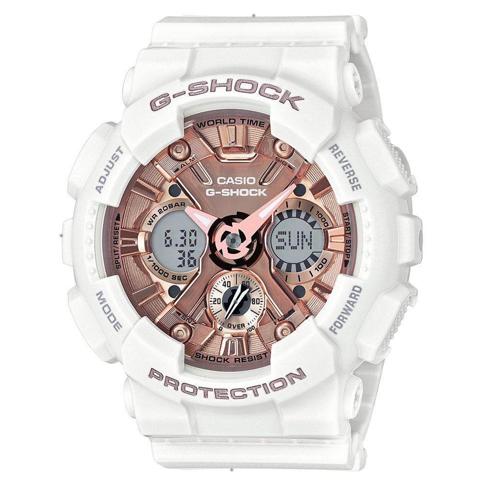 Casio Herren G-Shock Uhr GMA-S120MF-7A2ER