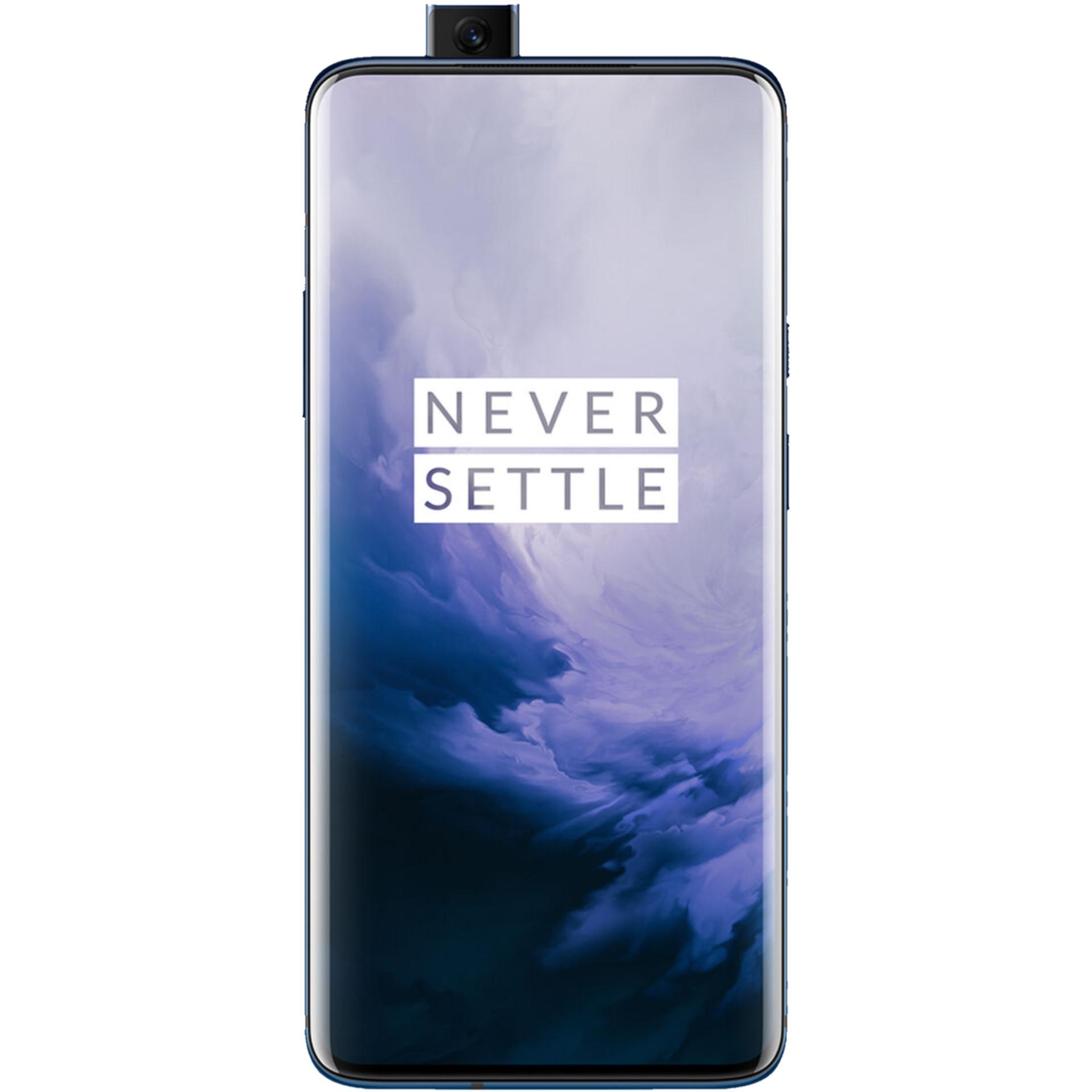 "OnePlus 7 Pro 256/8GB (Snapdragon 855, 6.67"" WQHD+ Amoled, 4000mAh Akku, In-Display Fingerabdruck, UFS3.0 Speicher, NFC: Google Pay)"