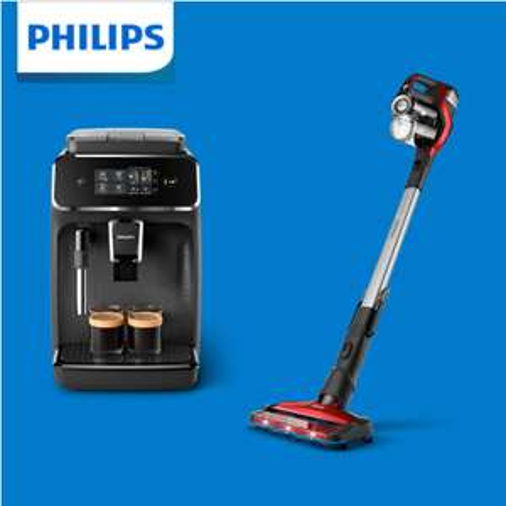 [Amazon Prime] Philips - Black Friday Angebote auf Amazon z.B. Philips XC7042/0 SpeedPro Max 274,99€ / Philips S3233/52 für 49,99€