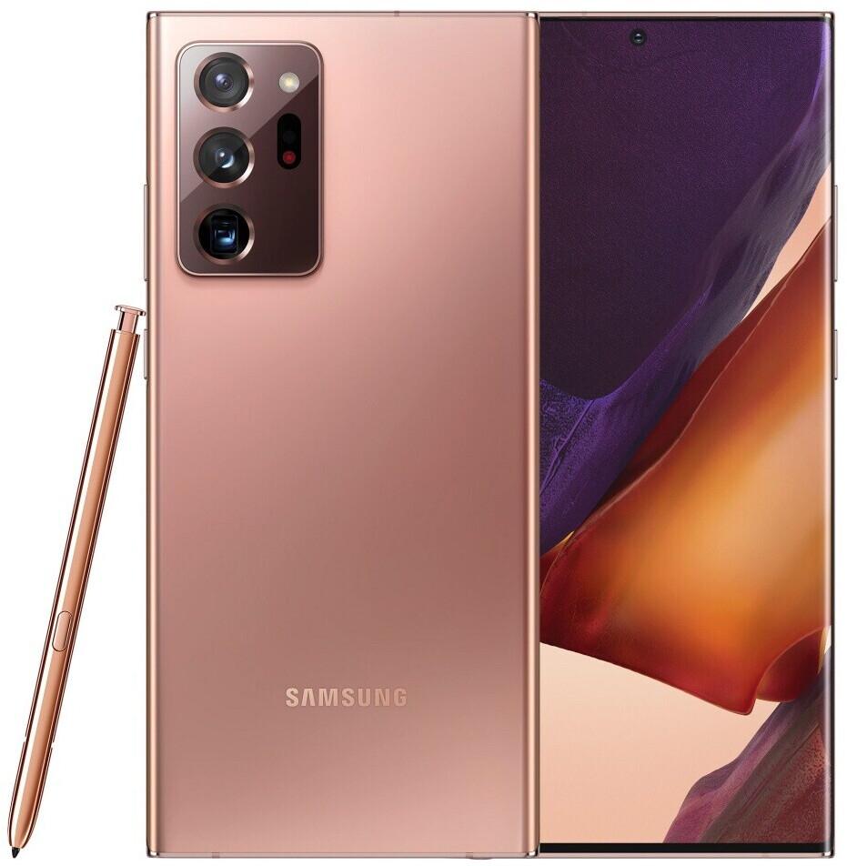 Samsung Galaxy Note 20 Ultra 512GB im O2 Unlimited Max (unendlich 5G) mtl. 49,99€ einm. 19€ | Z Flip 5G 129€ [13,25€ mtl. nach Ankauf]