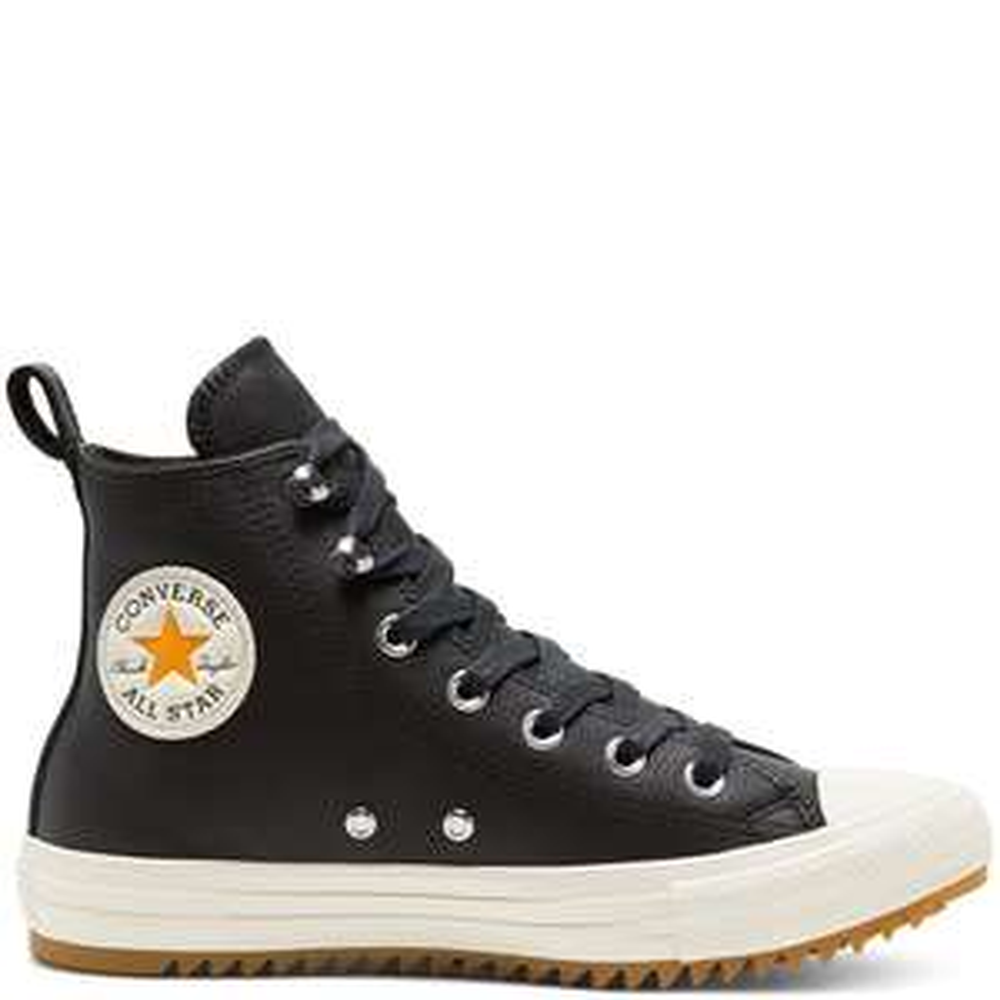 40% Rabatt auf Winterfavoriten @Black Friday bei Converse, z.B. Leather And Warmth Chuck Taylor All Star Hiker High Top