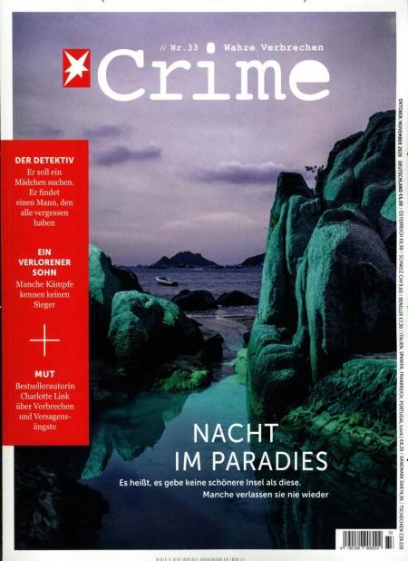 Stern Crime Abo (6 Ausgaben) durch Rabatt für 24,40 €