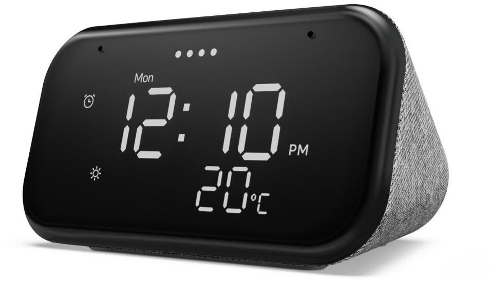 NBB Black Week Tagesangebote: Lenovo Smart Clock Essential - 24,36€ | Lenovo Smart Clock - 34,10€