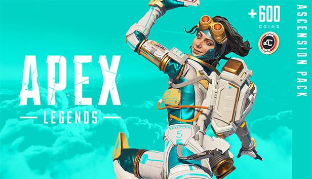 !TÄGLICH! Apex Legends Ascension Pack kostenlos PC