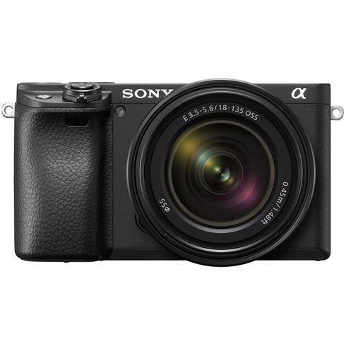 Sony Alpha 6400 (ILCE-6400) + SEL 18-135mm OSS+Zusatzakku gratis+5 Jahre Garantie+100 Euro Cashback auf ein neues Objektiv