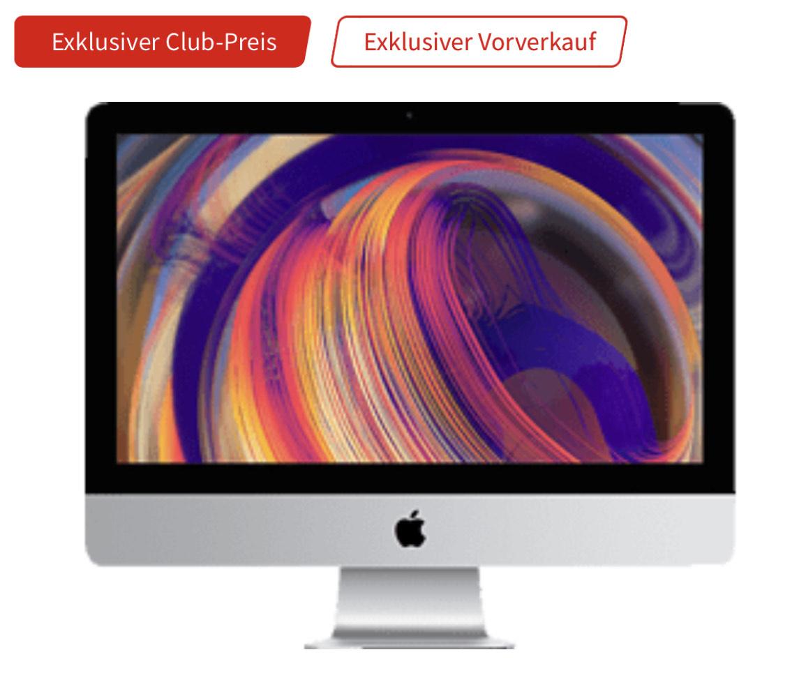APPLE iMac Retina 5K 27 Zoll MRQY2D/A [MediaMarkt Club]