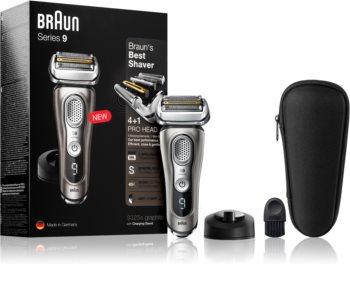 BRAUN Series 9 9325s + Elektrischer Rasierer Rasierer Grafit (-10€ nochmal mit Newsletter)