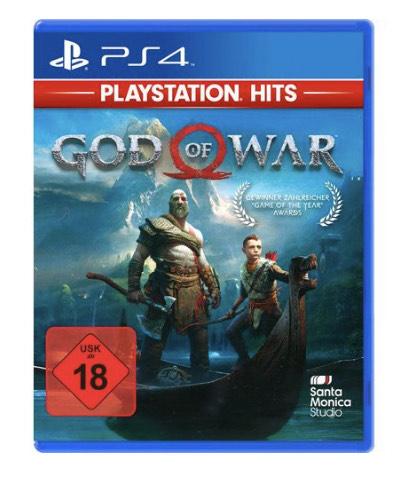 PS 4 God of War