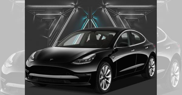 Privatleasing: Tesla Model 3 (325 PS) - 398,69 € / Monat (eff: 419,23), LF: 0,86 BLACK LEASING WEEK
