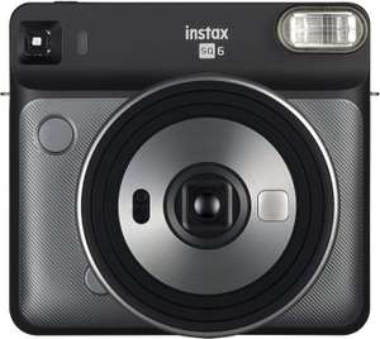 Fujifilm Instax SQ 6 EX D Sofortbildkamera, Graphite Grau [Amazon]