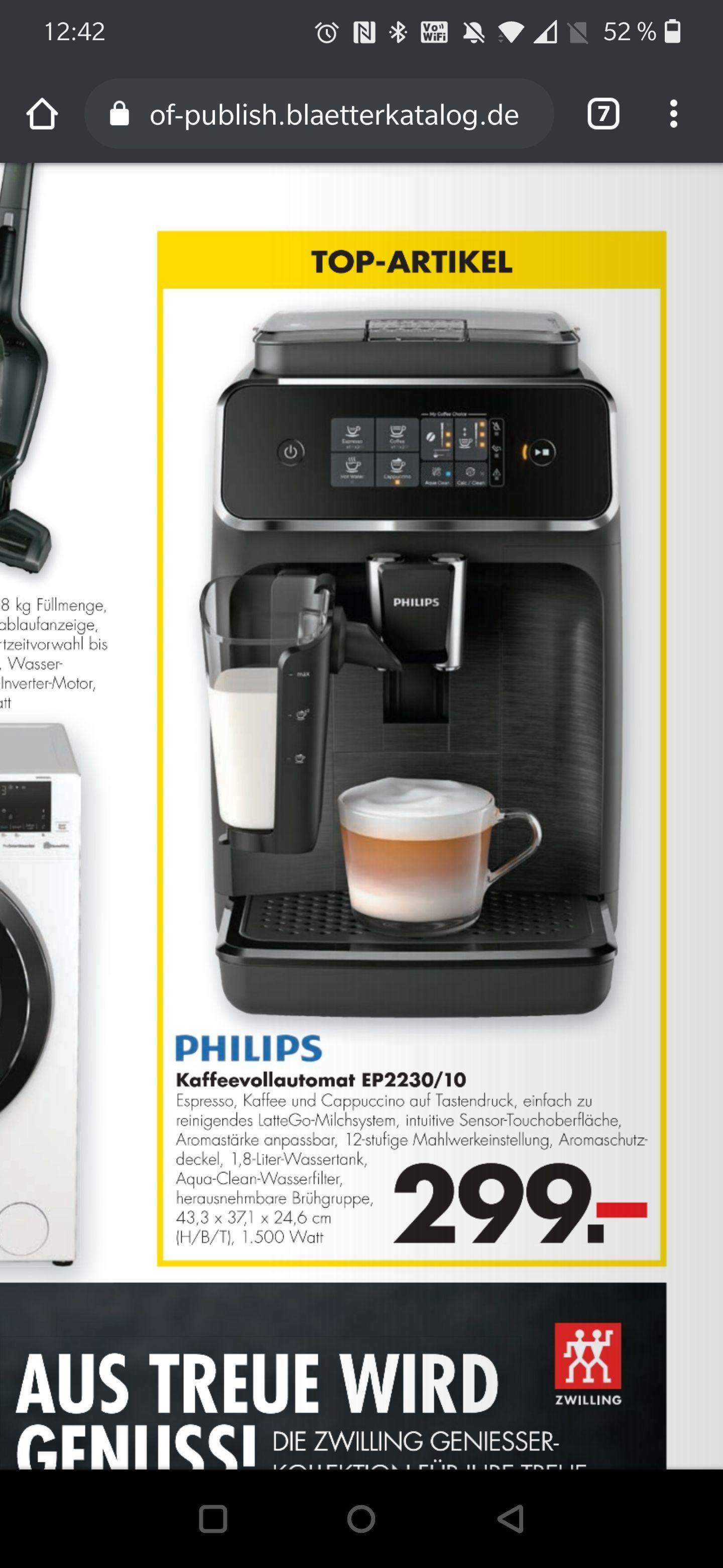Philips EP2230/10
