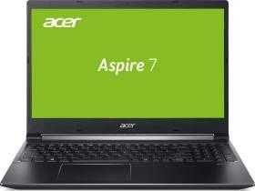 "Acer Aspire 7 A715-75G (15.6"" FHD IPS, i5-10300H, 8GB RAM, 512GB SSD, GTX 1650Ti, bel. Tastatur, Alu-Cover, ohne OS)"