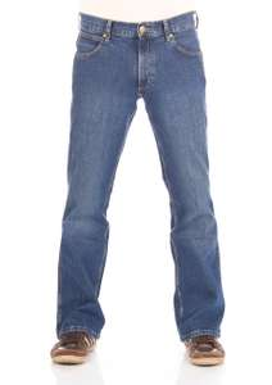 [Jeans Direct] Black Week | 30% Gutschein auf alles ab 50€ Bestellwert | gratis Versand, zB: Wrangler Herren Jeans Jacksville - Bootcut
