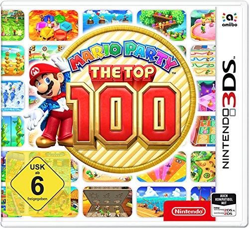 (Prime) Mario Party: The Top 100 - [Nintendo 3DS]